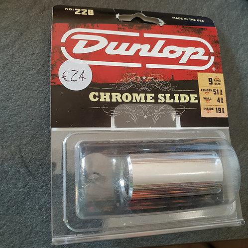 Dunlop Chrome Slide 228 misura 9