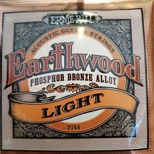 Ernie Ball Earthwood Light .011 phosphor bronze