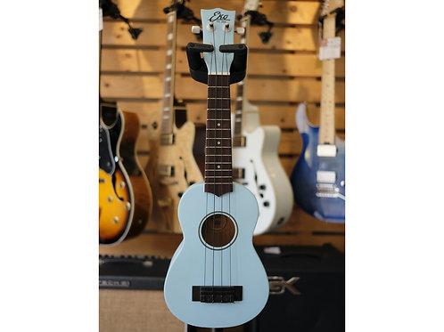 Eko ukulele soprano azzurro