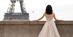 Dream Photoshoot in Paris: Amy Z
