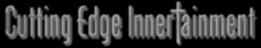 Cutting Edge Innertainment Sword Swalliower Dan Meyer