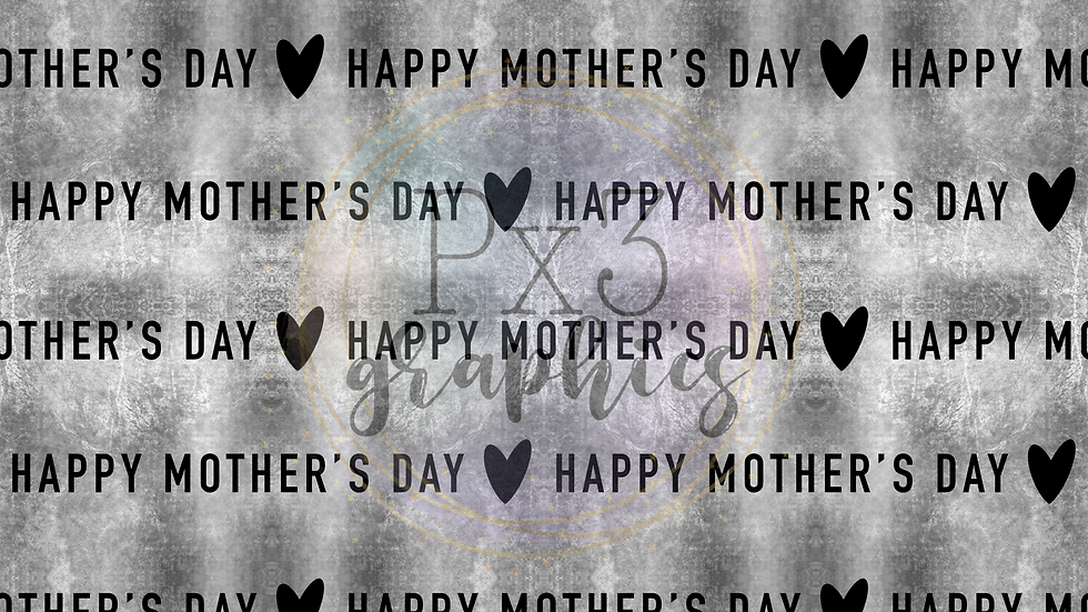 Happy Mother's Day - grunge