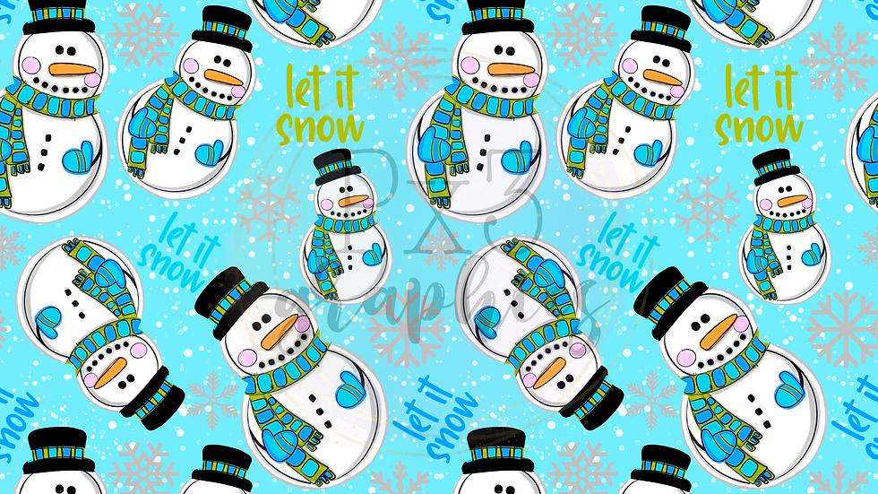 Let it snow - boy