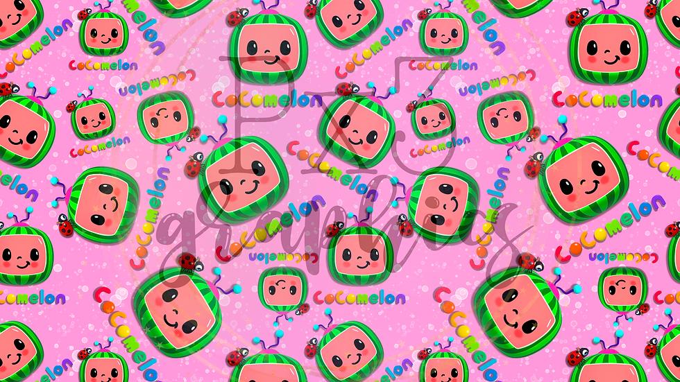CC Melon - pink