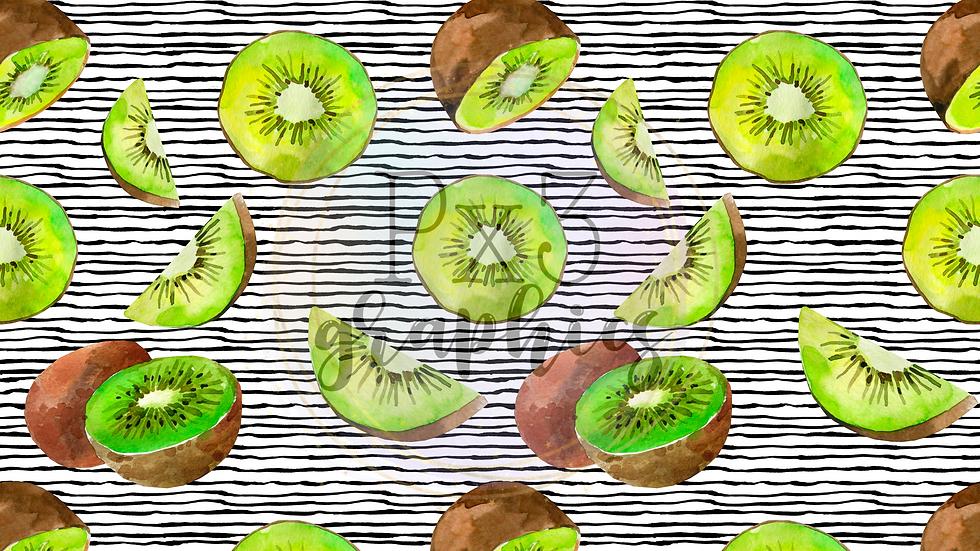 Kiwis - stripes