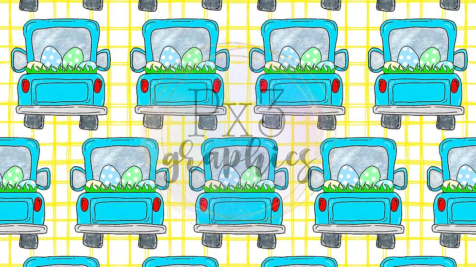 Easter trucks