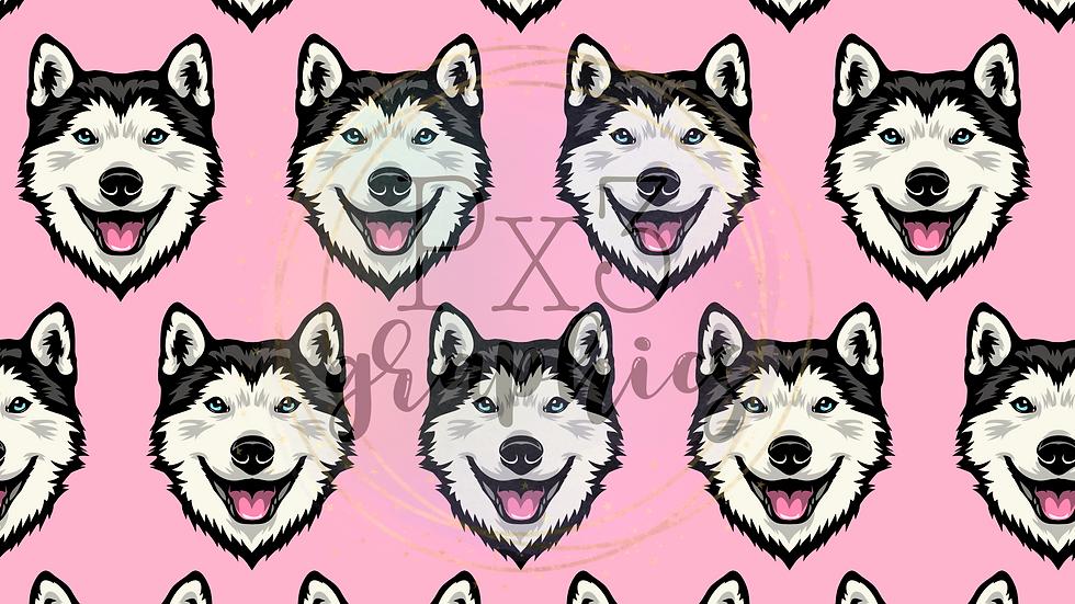 Husky - pink