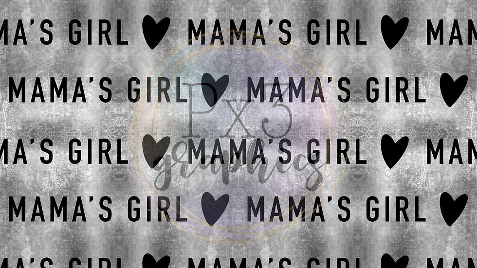 Mama's girl - grunge