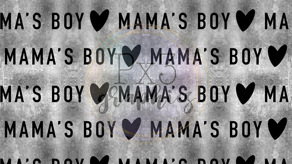 Mama's boy - grunge