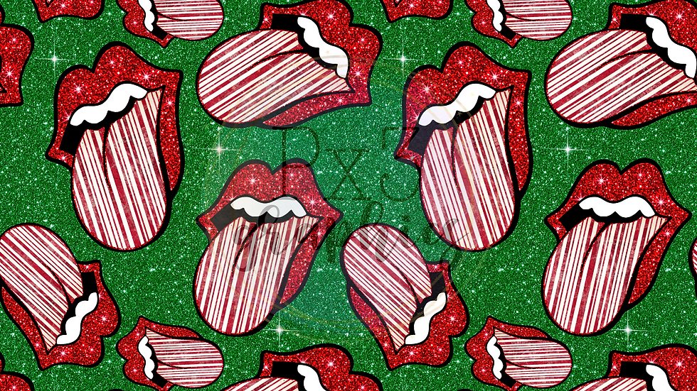 Christmas tongues