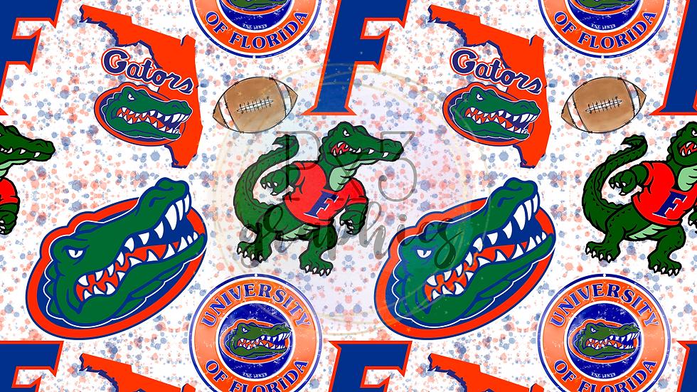 Gators - splatters