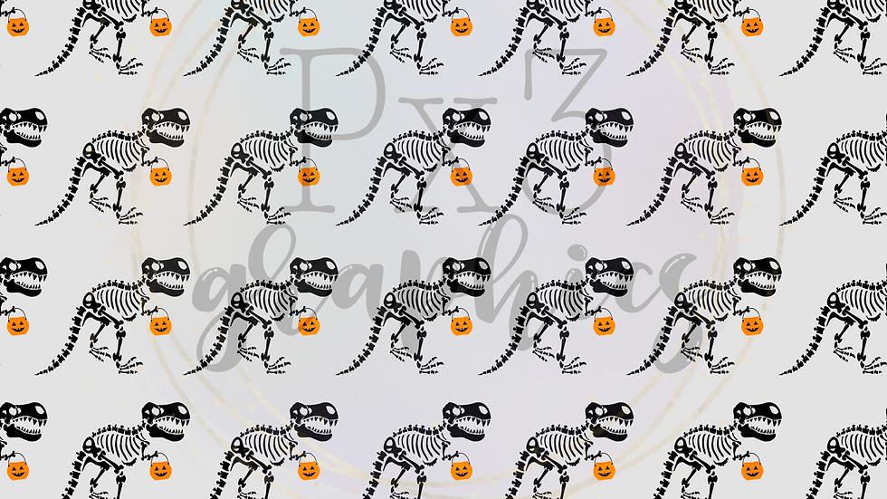 Skeleton Dino