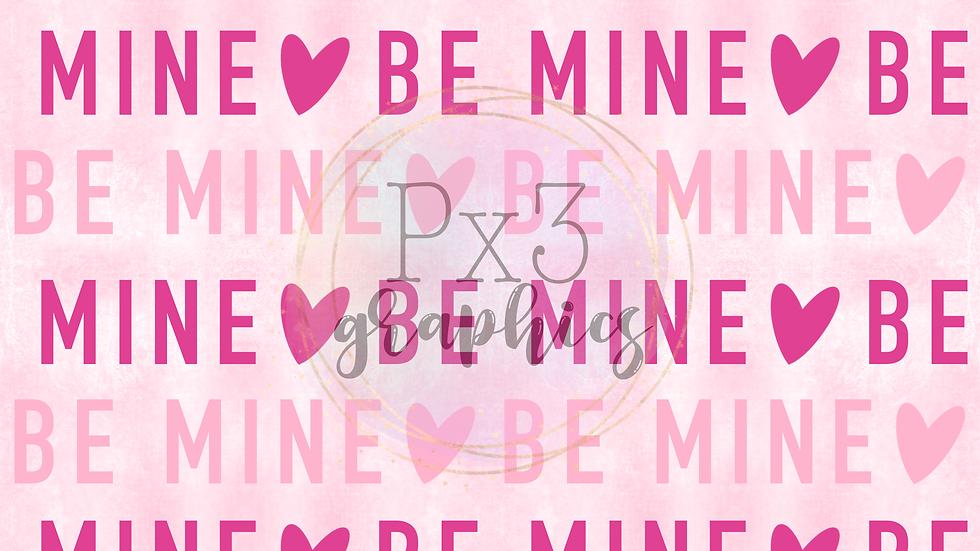 Be mine grunge - pinks