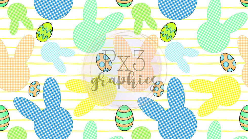 Bunnies & eggs - boy