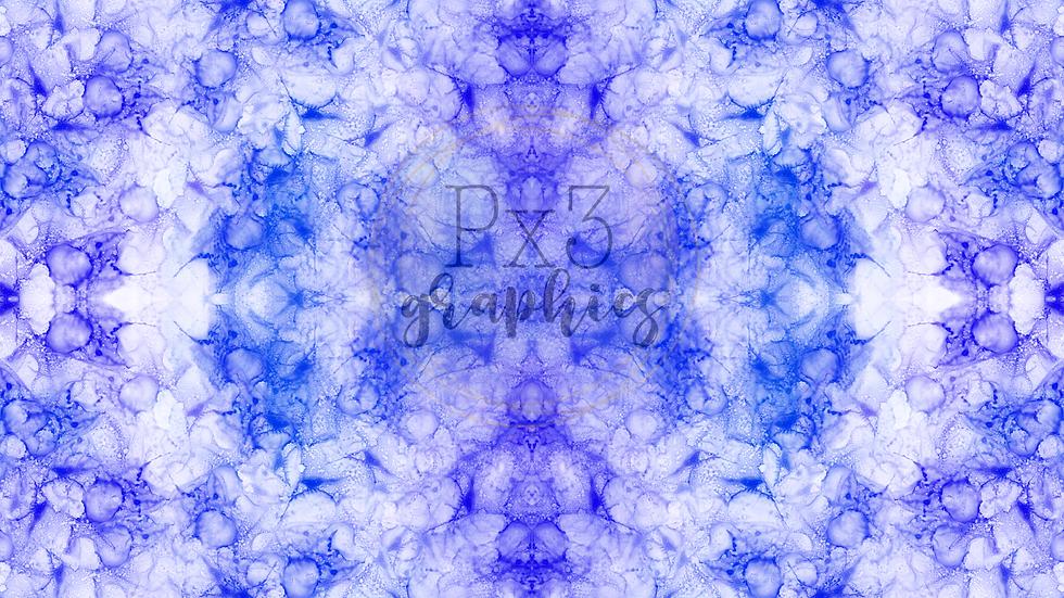 Dog Love - blue 1