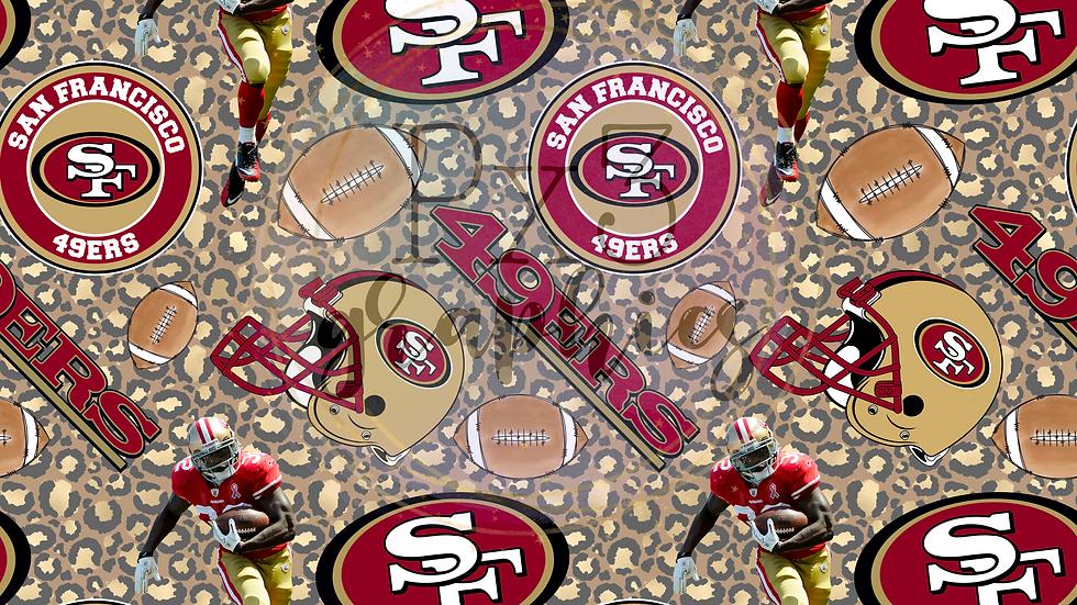SF 49 football 3