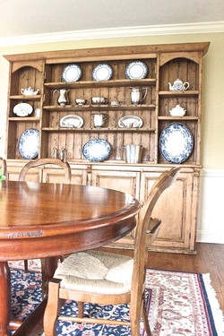 Transitional Diningroom
