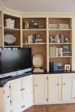 Bookcase Re-Design