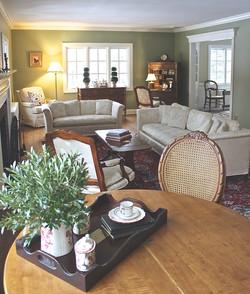 Living Room Re-design