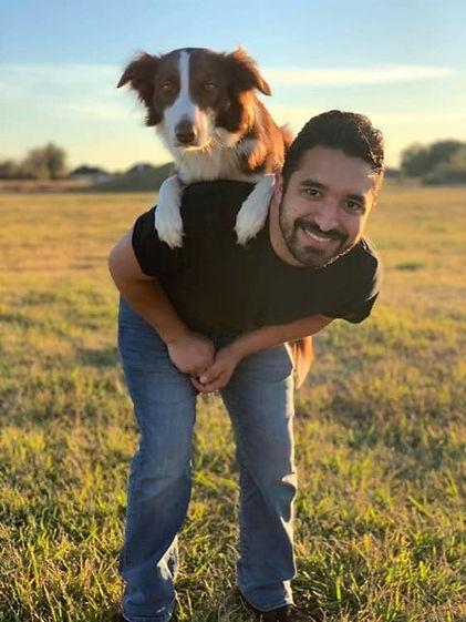 Steven Tallas Dog Trainer