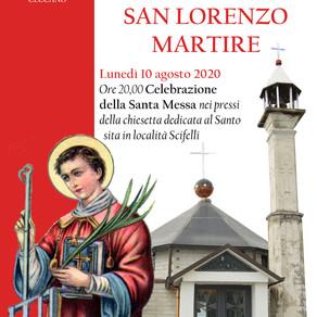 San Lorenzo Martire 2020