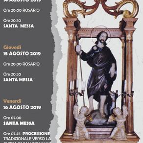 San Rocco 2019
