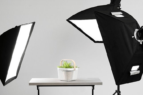 Amazon Product Photography (Classic White Background, One Photo)