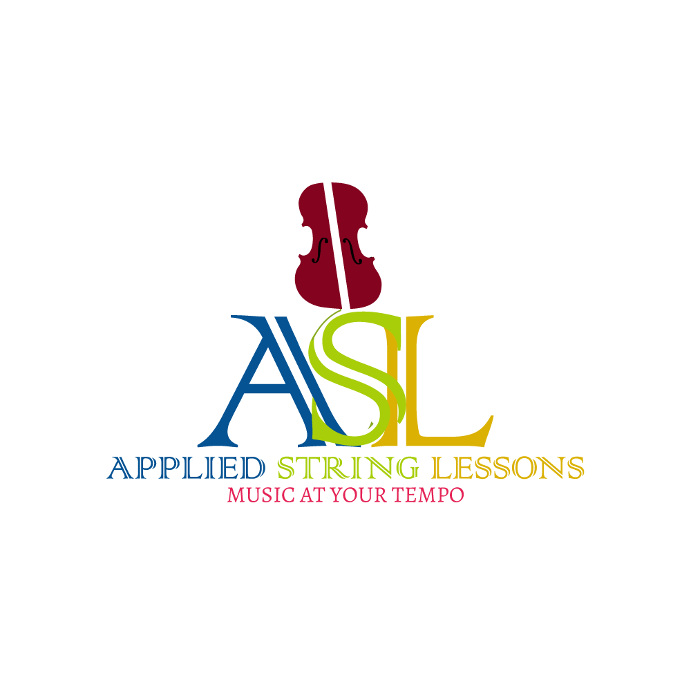 Applied String Lessons Logo