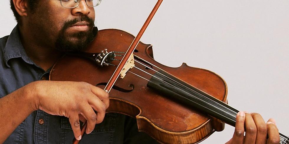 Group Violin/Viola Session with Raymiah Jackson