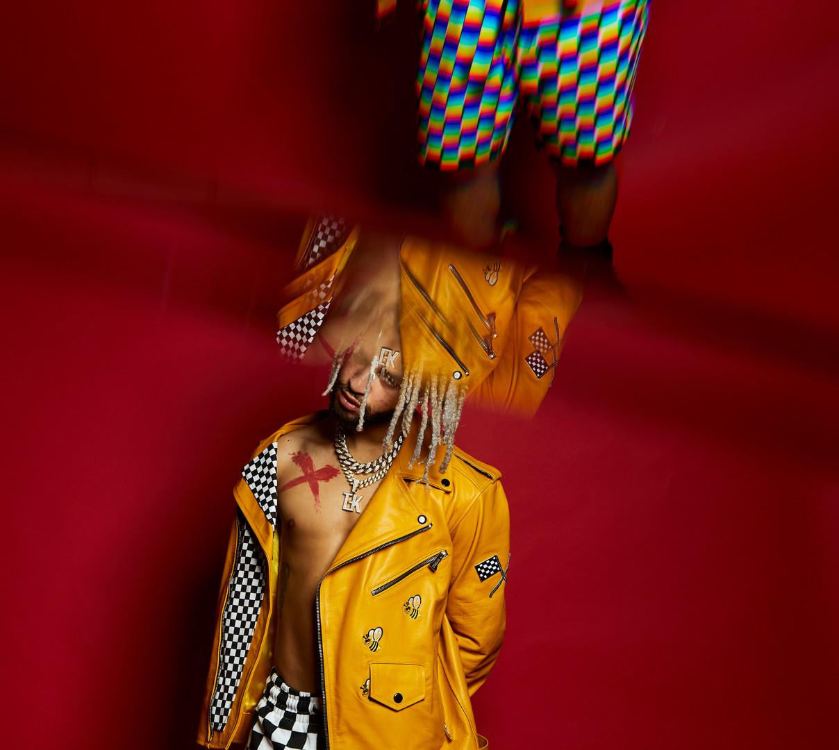 Dancer: Zaya Sosho