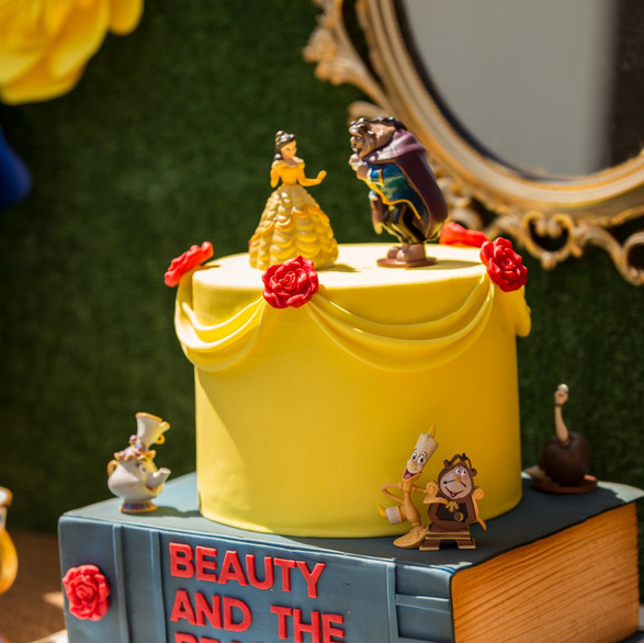 Beauty and the Beast Birthday Party Planning