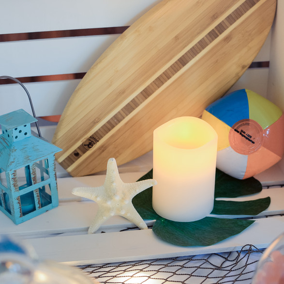 Beach party Sweet 16 Birthday Party Planning