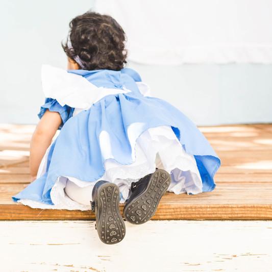Alice in ONEderland, Alice in Wonderland Birthday Party Planning