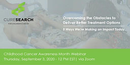 Overcoming the Obstacles to Deliver Better Treatment Options - 5 Ways We're Making an Impact