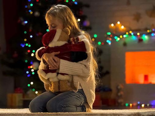 Christmas Time for Foster Children