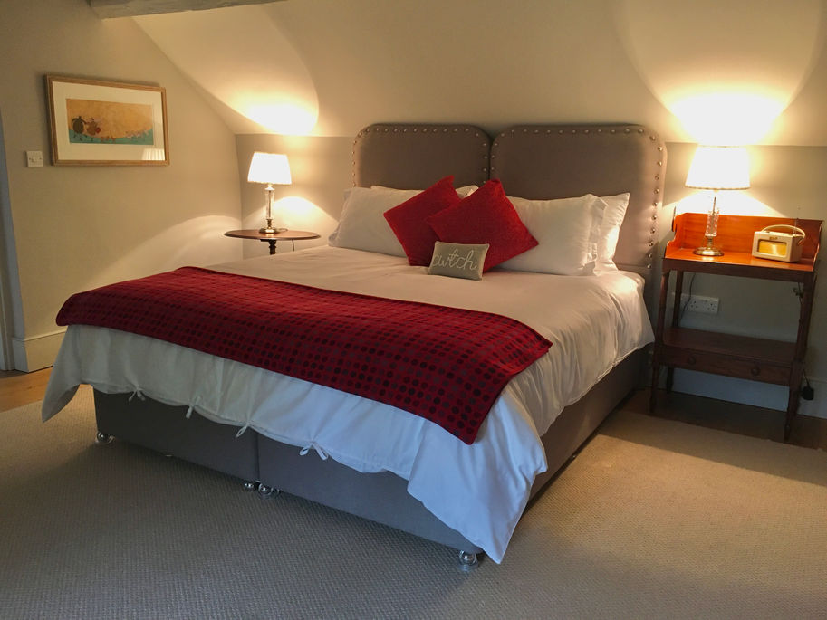 Trefaldwyn's Super King Bed