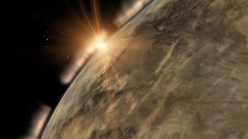 Optrex 'Planet Eye'