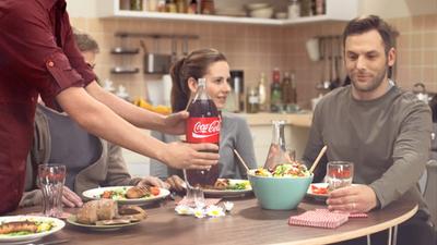 Coke 'Magic Meal'