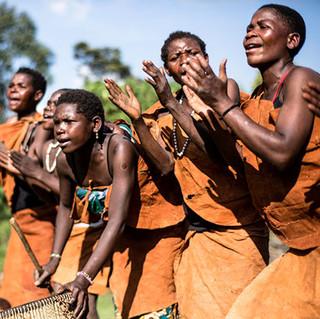 Batwa Tribe Gahinga