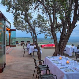 Angama Luxury Camp Overlooking Masai Mara