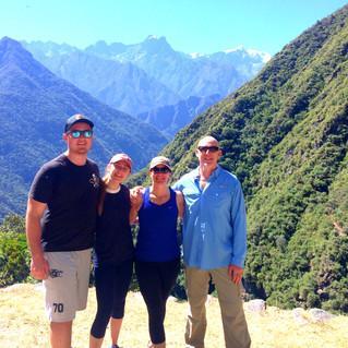 Day Hike Inca Trail