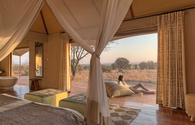 Sayari Luxury Camp Serengeti