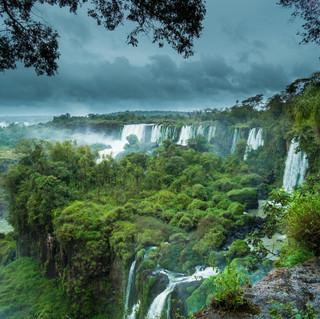 Iguazu Falls Gabor Sz