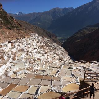 Maras Salt Pools Sacred Valley