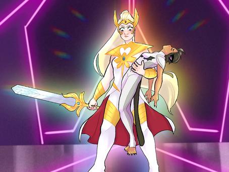 She Ra and the Princess of Power