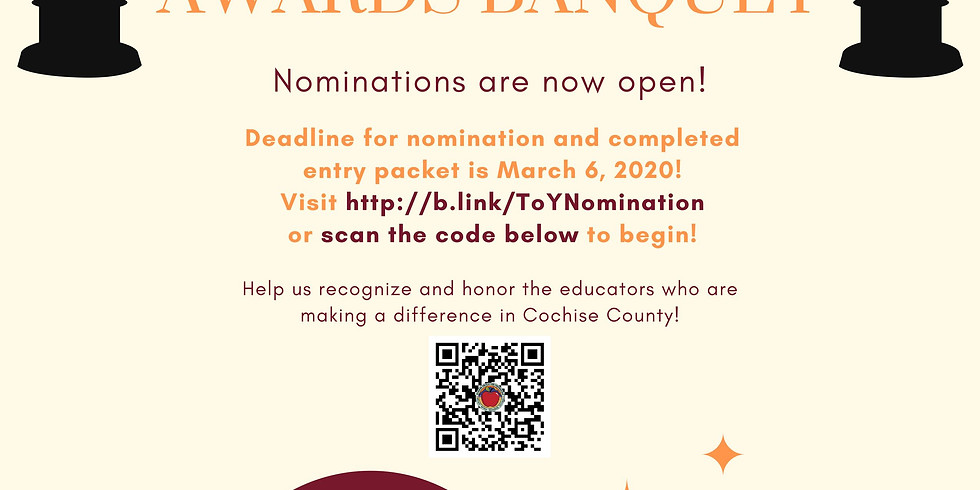 Teacher of the Year nominations, Closing