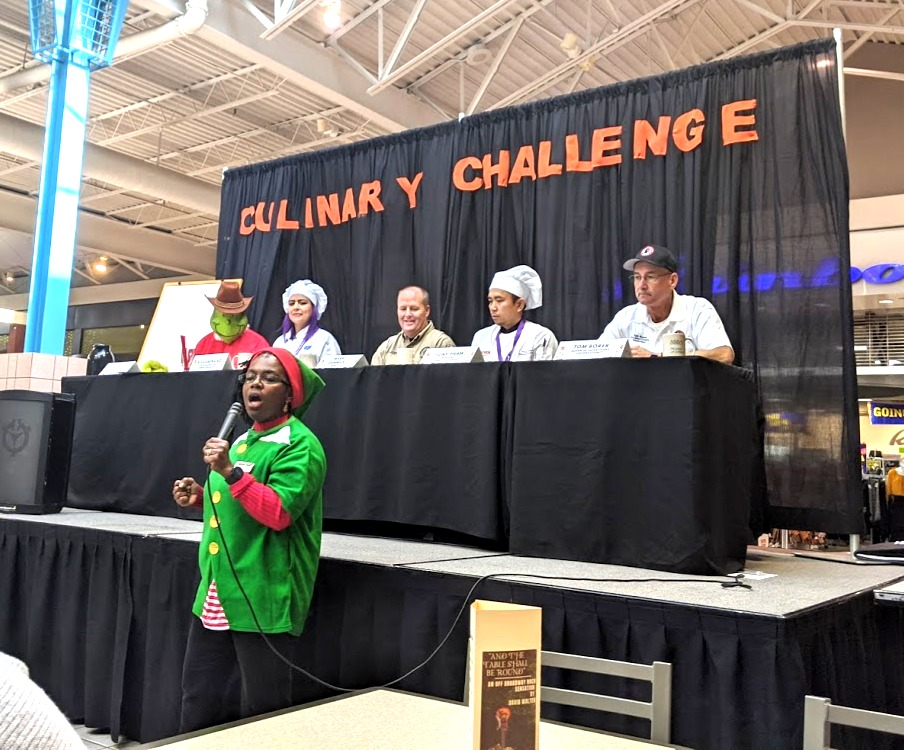 jacqui speaking at Culinary Challenge_ed