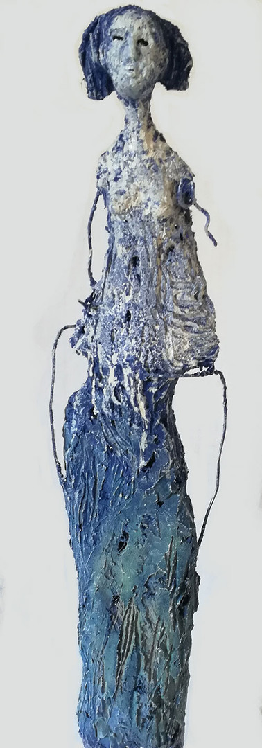 Serie en bleu 2