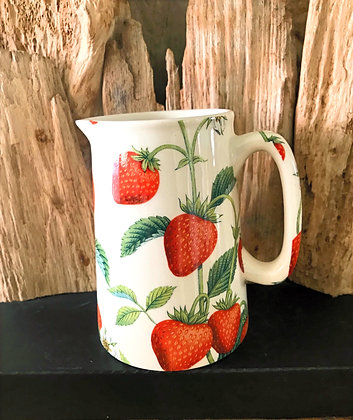 Hedgerow and Garden 1/2 Pint Jug