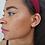 Thumbnail: Audrey Sterling Silver Stud Earrings